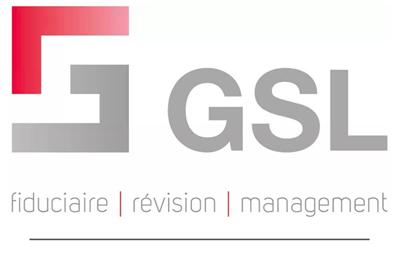 Logo GSL Fiduciaire Sàrl