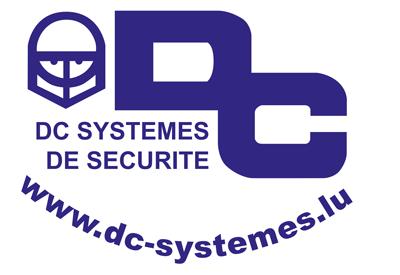 Logo DC Systèmes de Sécurité Sàrl