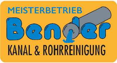 Logo Bender Kanal & Rohrreinigung