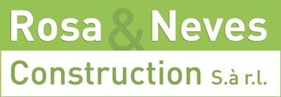 Logo Rosa Neves Constructions