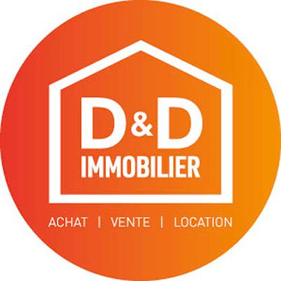 Logo D&D Immobilier