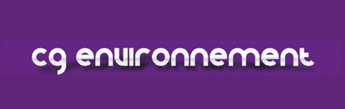 Logo CG Environnement