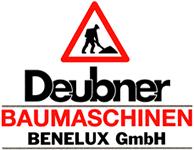 Logo Deubner Baumaschinen Benelux