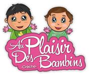 Logo Crèche Au Plaisir des Bambins