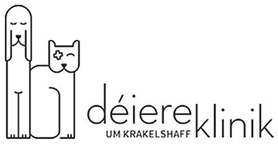 Logo Clinique Vétérinaire - Déiereklinik um Krakelshaff