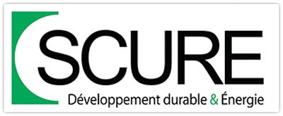 Logo SCURE Développement durable & Energie