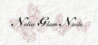 Logo Nelia Glam Nails