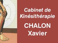 Logo Kinésithérapeutes Chalon Xavier - Labbé Lora - Tshilumba Tiffany