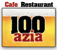 Logo 100 Azia Sàrl