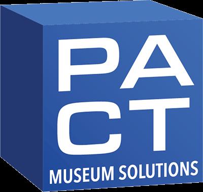 Logo Pact Museum Solutions Sàrl
