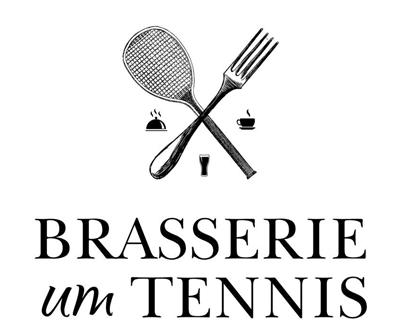 Logo Brasserie Um Tennis
