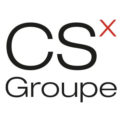 Logo Groupe CSX (Siège Social)