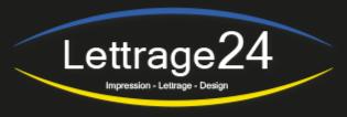 Logo Lettrage 24