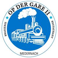 Logo Op der Gare