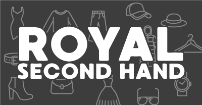 Logo Royal second hand