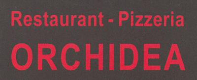Logo Restaurant Pizzeria Orchidea