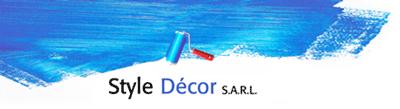 Logo Style Décor Sàrl