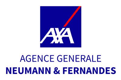 Logo AXA Agence Générale Neumann & Fernandes