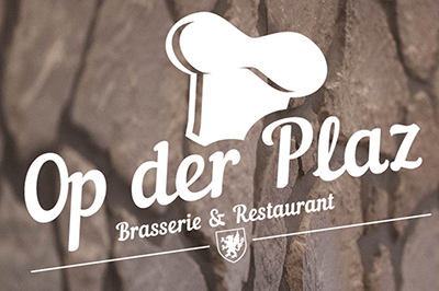 Logo Brasserie Op der Plaz