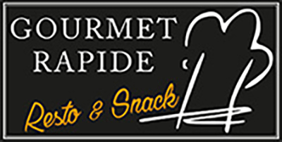 Logo Gourmet Rapide Resto