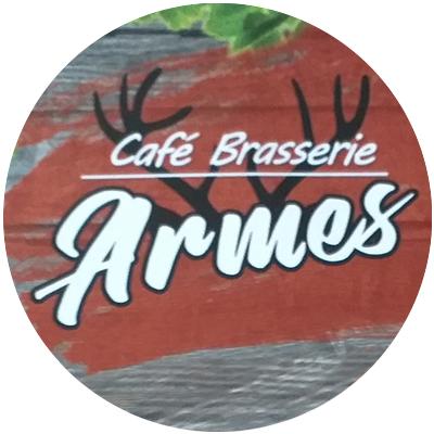 Logo Café Brasserie Armes