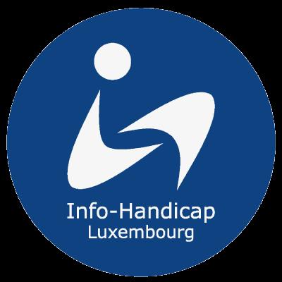 Logo Info-Handicap - Conseil National des Personnes Handicapées