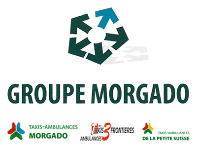 Logo Taxi - Ambulances Morgado