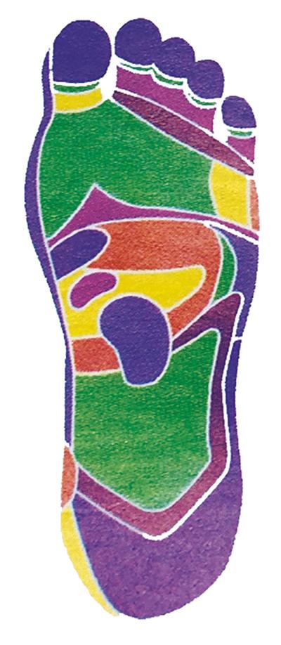 Logo Pédicure Médicale Manon Ries