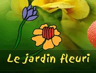 Logo Le Jardin Fleuri Nature et Art