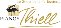 Logo Pianos Thiell