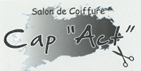Logo Salon de Coiffure Cap Act