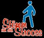 Logo Stëmm vun der Strooss - Lieu de rencontre et Immo-Stëmm Service Logement