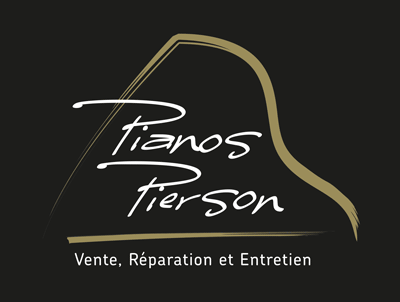 Logo Pianos Pierson - Pierson Musique