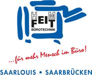 Logo Heim + Feit Bürotechnik