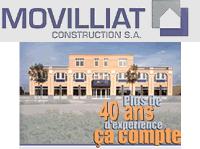 Logo Movilliat Construction SA