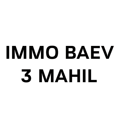 Immo-BAEV 3 MAHIL