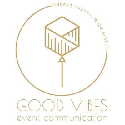 GOOD VIBES event communication