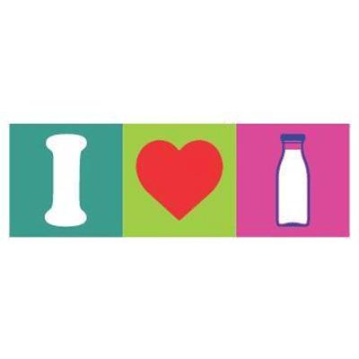 I Love Milk - Cereal bar