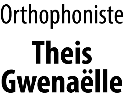 Orthophoniste Theis Gwenaëlle