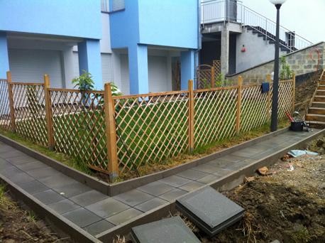 Lana entreprise de jardinage creation of pond dry stone for Entreprise jardinage
