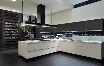 Poliform Varenna Contemporary Lighting Couch Editus - Varenna cuisine