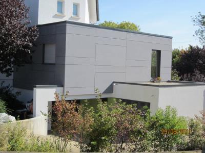Toiture moderne isolation couverture et toiture editus for Toiture moderne