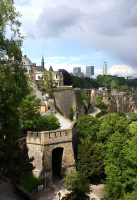 Luxembourg city tourist office asbl tourisme visite du - Office national du tourisme luxembourg ...