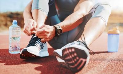 I put my feet back to sport, how do I do it?