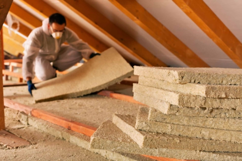 Energy saving and comfort of life: thermal insulation protects the house and your wallet