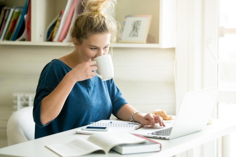 Telearbeit: 5 Tipps zur Verbesserung Ihrer Effizienz