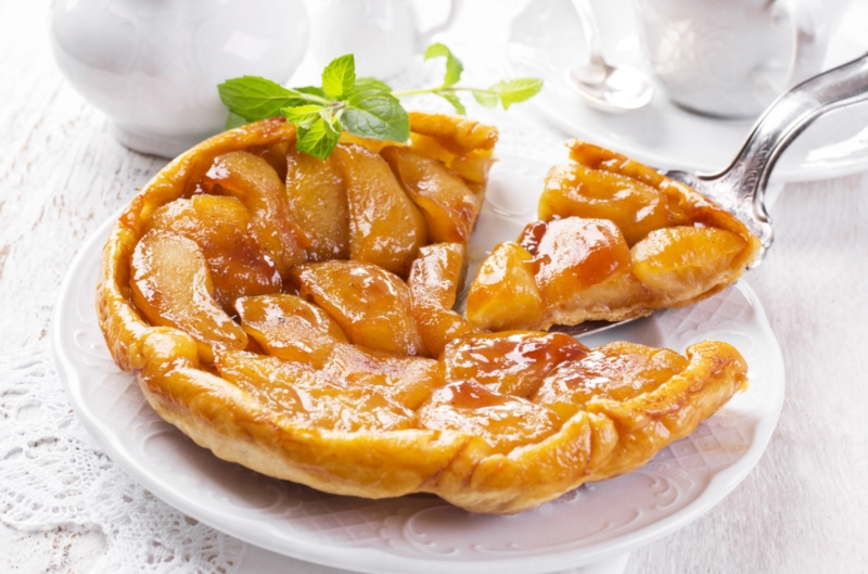 Tart-Tatin recipe