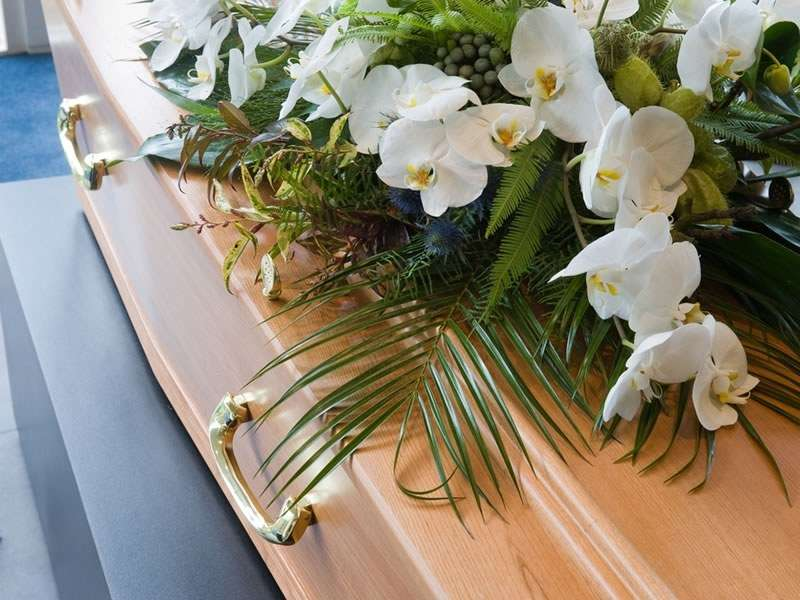 The steps to take when a loved one dies