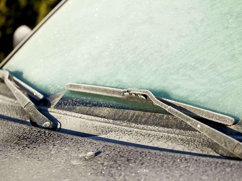 protéger sa voiture du froid