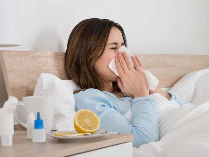 éviter de tomber malade